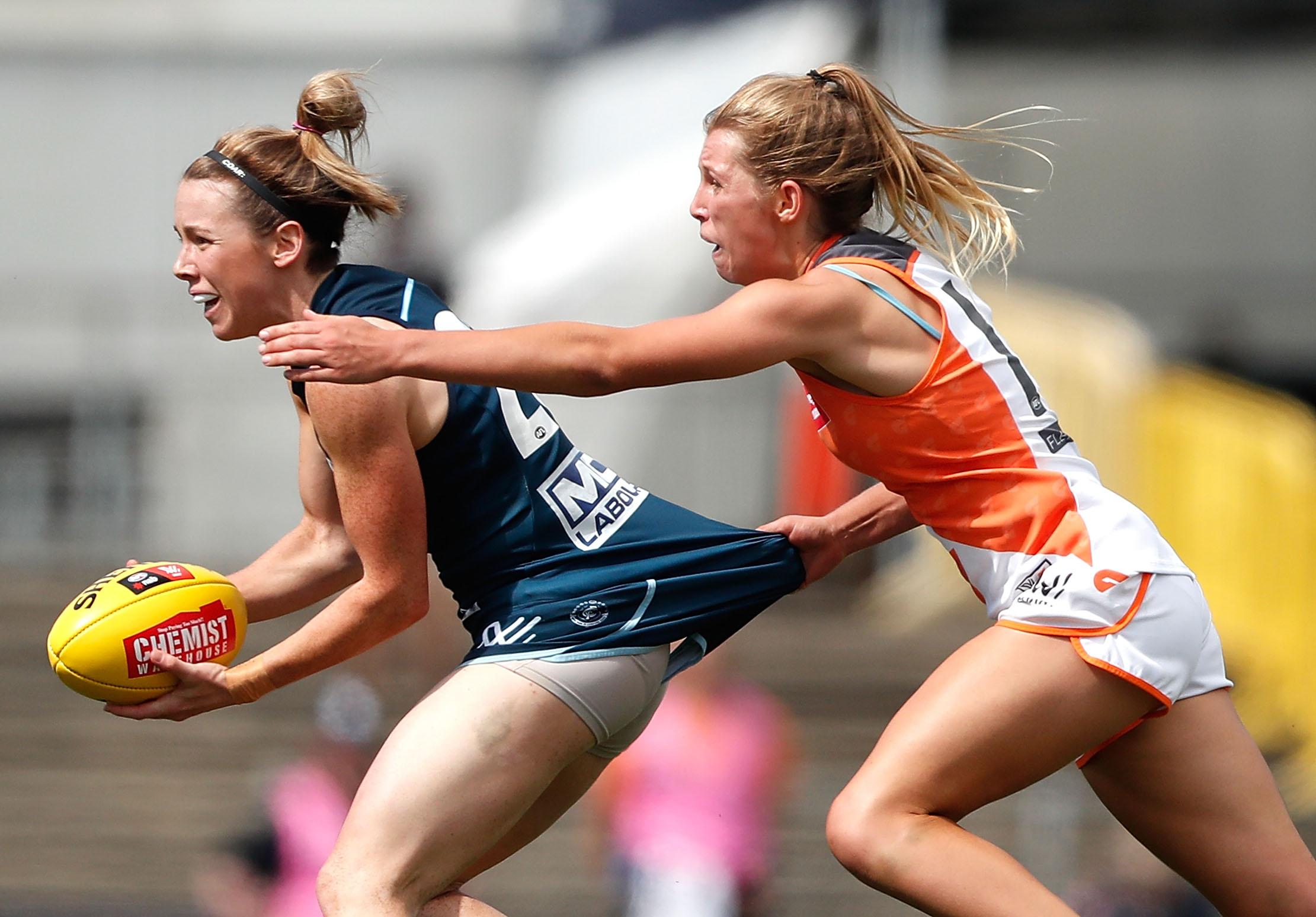 Maddy Makes History - AFL South Coast